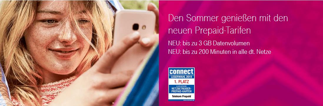 Telekom Prepaid Tarife