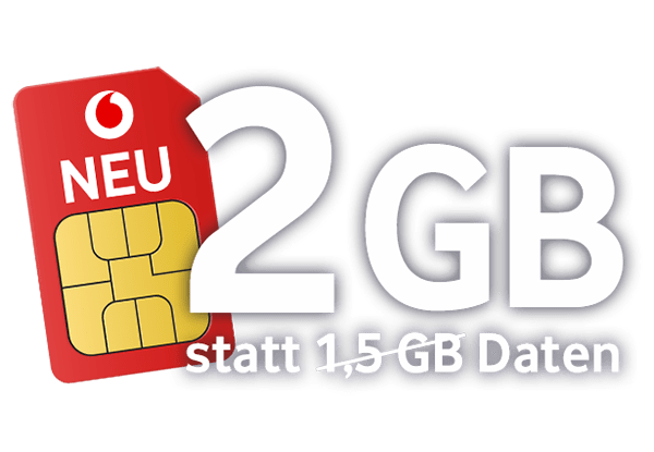 Callya Karte.Vodafone Prepaid Sim Karte Kaufen Wo Geht Das überall