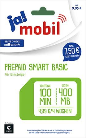 ja mobil prepaid smart basic tarif