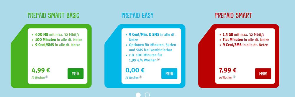 ja mobil prepaid tarife