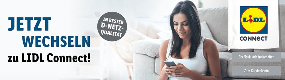 LIDL Connect Prepaid Tarife