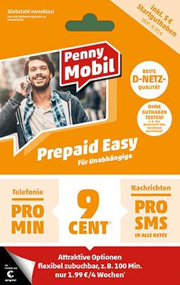 penny mobil prepaid easy