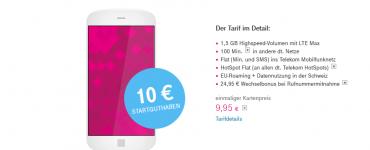 Telekom MagentaMobil Prepaid M