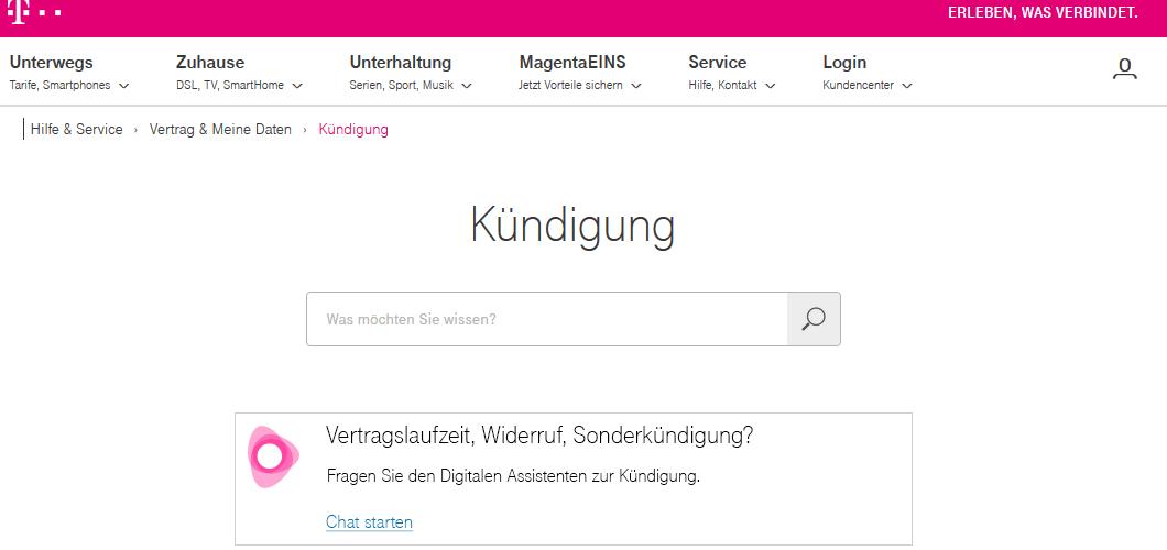 Telekom Prepaid Vertrag Kündigen So Einfach Gehts