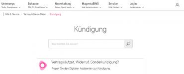 Telekom Prepaid Vertrag kündigen