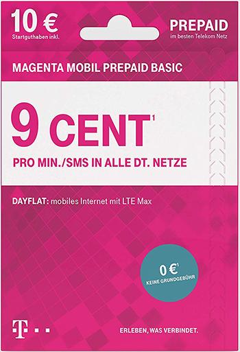 D1 Karte Aufladen.Telekom Prepaid Sim Karte Kaufen 9 95 Inkl 10 Startguthaben