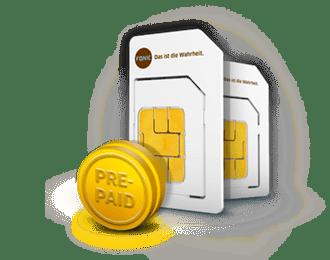 FONIC Prepaid SIM Karte